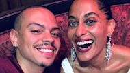 Tracee Ellis Ross Reacts to Bro Evan Ross' Shower Pic