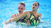U.S. artistic swimmer loses consciousness briefly in pool, coach dives in to help