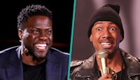 Kevin Hart Blasts Nick Cannon's Phone Number On Billboards In Savage Prank War