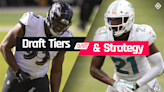 Fantasy Football Defense Tiers 2021: D/ST rankings, draft strategy