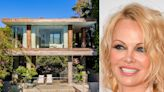 Take a look inside Pamela Anderson's beachfront home in Malibu, which just hit the market for $14.9 million
