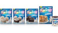 Sweet new collab folds Oreo cookies into beloved Funfetti baking mix