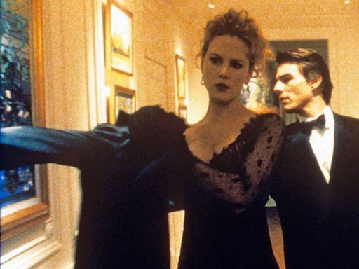 Nicole Kidman: Tom Cruise and I were 'happily married' while making 'Eyes Wide Shut'