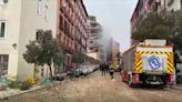 At least 4 killed, multiple people injured in large gas explosion in Madrid