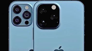 iPhone 13 Pro 背面與 iPhone 12 Pro 對照:三鏡變大了 - DCFever.com