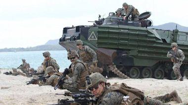 美陸戰隊擬改革 國防院:台灣可做遠征前進作戰基地核心