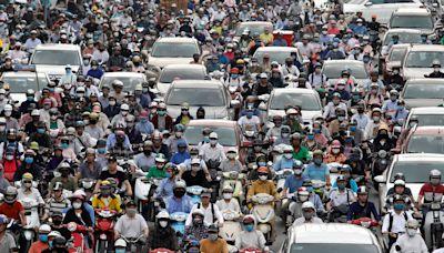 越南經濟意外萎縮逾6% 嚴格防疫讓工廠運作停擺