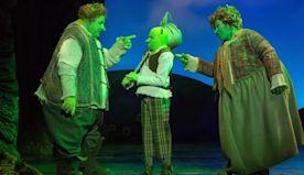 Walnut Street Theatre brings Shrek to Philly