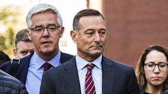 Douglas Hodge senteced to 9 months