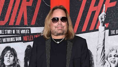 Mötley Crüe's Vince Neil Fell Off Stage and Broke a 'Few Ribs' During Festival Performance
