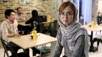 Afghan refugee's 'Dream' coffee shop in Iran becomes reality