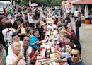 南投清境火把節30、31日舉行 「長街宴」暖身