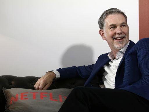 """Reed Hastings Says Netflix Is Using """"The Most Advanced Production Technology In The World"""" On German Series '1899'"""