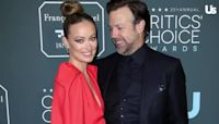 Olivia Wilde and Jason Sudeikis Hug It Out 3 Days After Split News