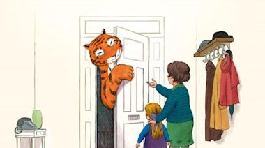The Tiger Who Came to Tea, review: David Oyelowo is charming in this intricate adaptation of Judith Kerr's children's tale