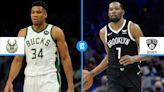 Bucks vs. Nets live score, updates: Giannis and KD battle on opening night in Milwaukee