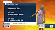 Nikki-Dee's early morning forecast: Wednesday, July 28, 2021