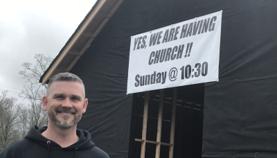 Evangelical pastor demands churchgoers ditch their masks: 'Don't believe this delta variant nonsense'