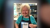 Hilda Yeaton bakes cookies, bars each week for a group of night nurses at Shock Trauma
