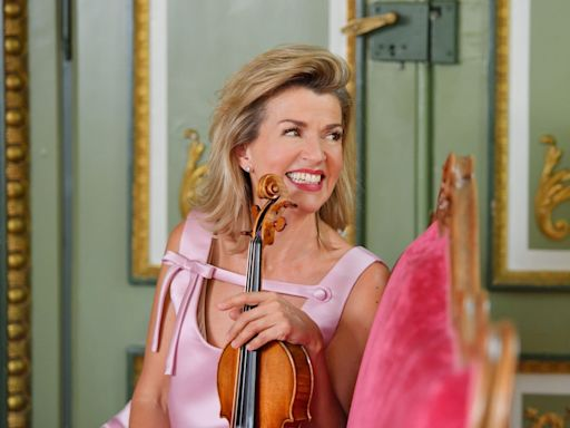 My Splendid Isolation: Anne-Sophie Mutter – 'Bob Marley created his own Ode to Joy'