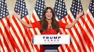 Donald Trump Jr.'s Girlfriend Kimberly Guilfoyle's Raging Speech Raises Eyebrows