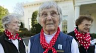 """Remembering """"Rosie the Riveter"""" Phyllis Gould"""