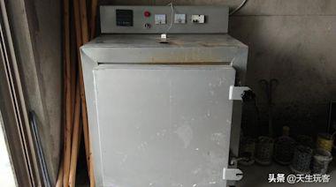 失蠟法鑄造之設備篇 電窯爐