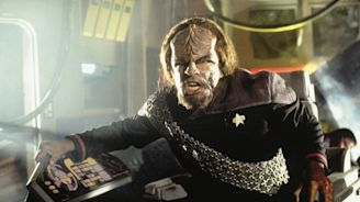 "Worf is not in ""Star Trek: Picard,"" despite a Michael Dorn cameo rumor based on a wrap gift"