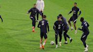 France train ahead of Nations League match against Croatia