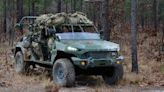 First GM Infantry Squad Vehicle delivered to the U.S. Army