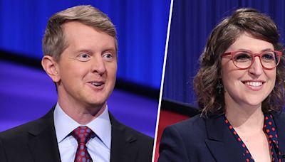 Mayim Bialik and Ken Jennings to split 'Jeopardy!' hosting duties through 2021