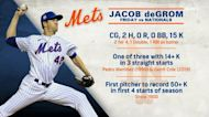 Jacob deGrom strikeouts: All 50 Ks from record-breaking start to 2021 Mets season | deGrominant Compilation