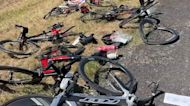 Teen intended to 'smoke' cyclists, but plowed into them instead