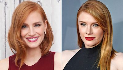 Jessica Chastain Reminds Fans She's Not Bryce Dallas Howard in Hilarious TikTok