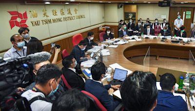 民政局通知 九龍區議員本周五宣誓