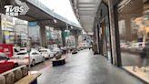 連假遇颱風!速食外帶、美式賣場「現車龍」│TVBS新聞網