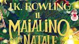 J.K. Rowling, nuovo libro 12 ottobre: arriva 'Il Maialino di Natale'