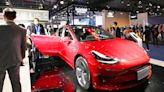 Tesla climbs after car sales in China jump 29% in May