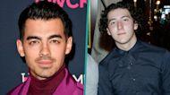 Joe Jonas Apologizes To Brother Frankie For 'Bonus Jonas' Nickname