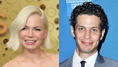 Michelle Williams Is Reportedly Pregnant & Engaged to 'Hamilton' Director Thomas Kail