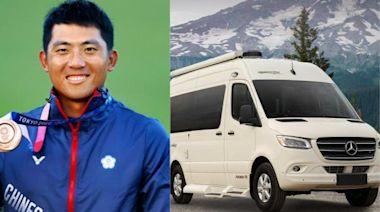 隨潘政琮征戰 PGA 的賓士露營車就是它!衛浴、床舖內部裝備曝光 - 自由電子報汽車頻道