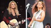 Maren Morris, Miranda Lambert lead CMT Music Awards nominations