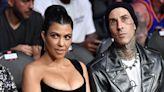 Kourtney Kardashian shows off her DIY quarantine haircut in topless selfie
