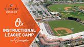 Orioles Kick Off Fall Instructional League in Sarasota