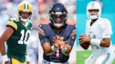 NFL's top 10 backup quarterbacks in 2021: Where do Justin Fields, Jacoby Brissett, Taylor Heinicke rank?