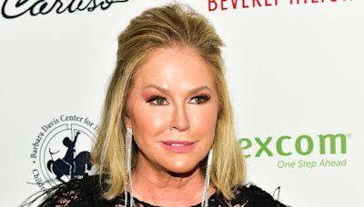 Finally, Kathy Hilton Shares a Look Inside Her Incredible Closet