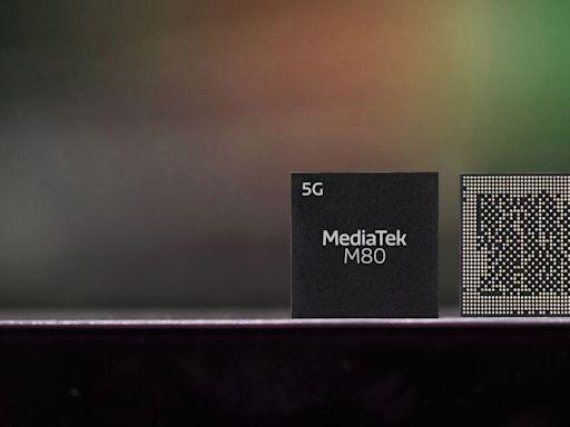 聯發科攜愛立信5G毫米波測試 上行飆出快業界2倍   蘋果新聞網   蘋果日報