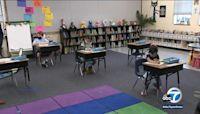 Long Beach schools to suspend COVID-19 testing