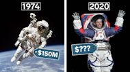 What makes NASA spacesuits so expensive?