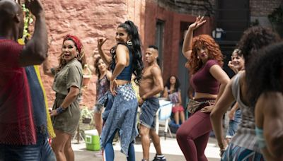 Commentary: How Hollywood's box-office 'parlor game' hurts movies like 'In the Heights'